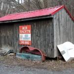 Yacht shack